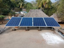 Solar for rural bank - Bamraha,  Rewa, Madhya Pradesh.jpg