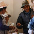 Village banking with Bolivian Oikocredit partner, CRECER.