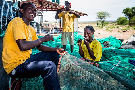 Meeting the demand for sustainable fish oikocredit for Sustainable fishing definition