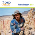 Cover Annual Report 2013