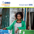 Cover annual report 2015 English